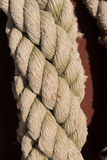Old worn rope background Royalty Free Stock Photos