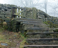 Old Worn Steps.