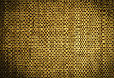 Old woven wood pattern Royalty Free Stock Photos