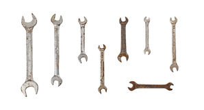 Old wrenches