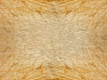 old wrinkle paper Royalty Free Stock Photography