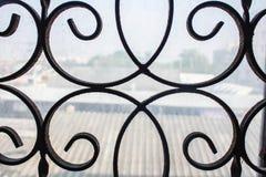 Old wrought iron Royalty Free Stock Photos