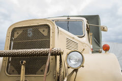 Old ww2 truck Royalty Free Stock Images