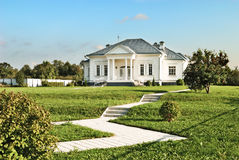 Old (XIX century) mansion in Suzdal Royalty Free Stock Image