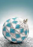 Old xmas ball Stock Photos