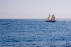 Free Old Yacht Royalty Free Stock Photos - 6875258