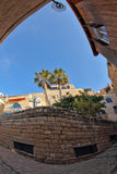 The Old Yaffo. Clear serene day Stock Images