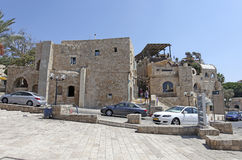Old Yaffo, Israel Stock Image