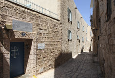Old Yaffo, Israel Royalty Free Stock Images