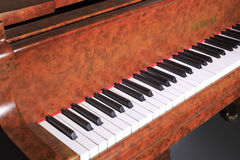 Old yamaha piano Royalty Free Stock Image