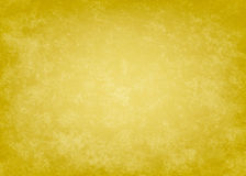 Old yellow Abstract background. Royalty Free Stock Photos
