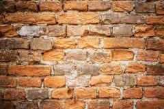 Old yellow brickwork Royalty Free Stock Photo