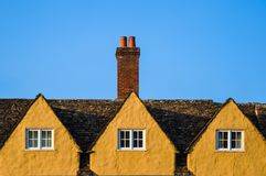 Old building in Oxford UK Stock Photography