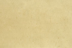 Old yellow paper background Royalty Free Stock Photography