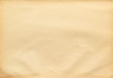 Old yellow paper background Stock Photo