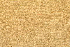 Old yellow textured paper Royalty Free Stock Image
