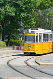 Tram in Budapest Stock Images