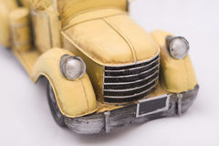 Old Yellow Truck Royalty Free Stock Images