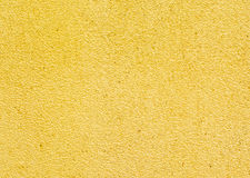 Old yellow wall paint texture Stock Photo
