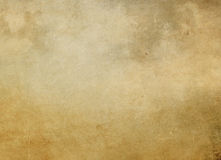 Old yellowed paper texture. Aged and yellowed paper background for the design. Grunge paper texture Stock Photo