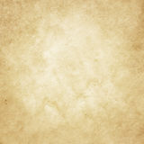 Old yellowed paper texture. Royalty Free Stock Images