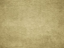 Old yellowed paper texture. Stock Photos