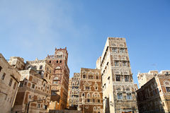 Free Old Yemeni Building In Sanaa Royalty Free Stock Photo - 4480855