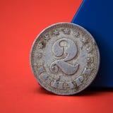 Old yugoslavia dinar Stock Images