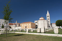 Old Zadar Royalty Free Stock Photography
