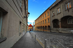 Old Zagreb, Croatia Royalty Free Stock Image