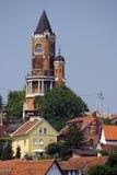 Old Zemun houses Royalty Free Stock Photo