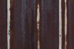 Old zinc. Close up rusty old zinc texture background Royalty Free Stock Photo