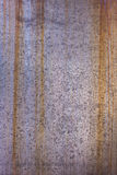 Old Zinc galvanized grunge metal texture Stock Images