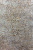 Old Zinc plate surface. Texture Stock Photography
