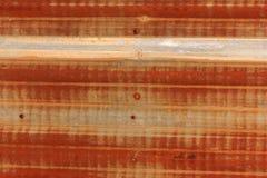 Old Zinc and tack oxides Stock Photos