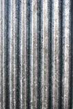 Old Zinc texture Stock Images