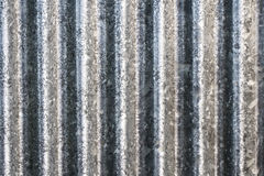Old Zinc texture Royalty Free Stock Photo
