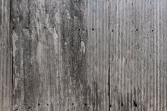 Old zinc texture or dark background wall shabby abstract texture Royalty Free Stock Images