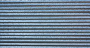 Zinc Galvanized Metal Texture Stock Image Image Of