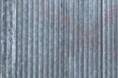 Old zinc texture galvanized grunge metal abstract texture stock image