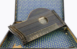 Old zither Stock Photos
