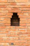 Olde Brick Wall , City wall in Chiangmai Royalty Free Stock Image