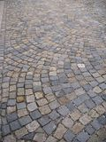 The Olde Cobblestone Path Royalty Free Stock Images
