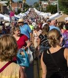 Olde Salem Days - Salem, VA, USA. Salem, VA – September 10th; Olde Salem Days is one of the largest outdoor street festival on the east coast. Over 50,000 royalty free stock images