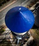 Olde-Stadt-Arvada-Wasserturm Stockfotos
