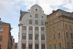Olde Town Stockholm Royalty Free Stock Photos
