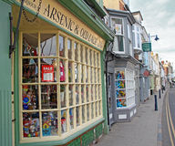Olde Worlde Whitstable Town Royalty Free Stock Image