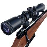 Olden assault gun Royalty Free Stock Photo
