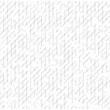 Olden grid seamless pattern. Subtle grunge background Stock Photo
