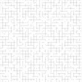 Olden grid seamless pattern. Subtle grunge background Royalty Free Stock Photos